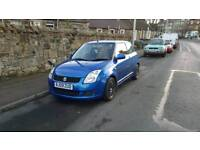 2009 Suzuki Swift 1.3 Low mileage. QUICK SALE NEEDED due to emigration so offers welcomed