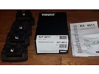Thule Rapid Fitting Kit 4011 (Pack of 4)