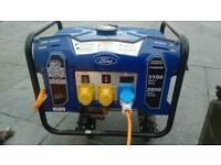 Ford Frame Mounted Petrol Generator