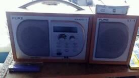 Digital radio.exellent sound.