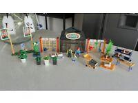 PLAYMOBIL GARDEN CENTER SET