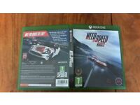 xbox one game Need ffor Speed Rivals