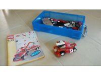 Vehicle Lego Set