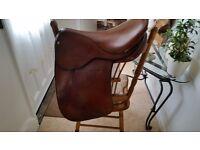 16 inch stackhouse showing saddle