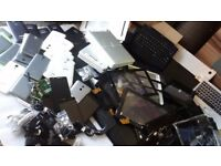 Large job lot parts for phones ,tablets, etc