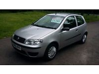 Fiat Punto Active, 06, *MOT MAY 2018*75,000 Miles **NEW CLUTCH FITTED**