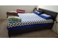 Double size bed in good condition!!