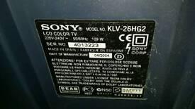 Sony KLV26HG2