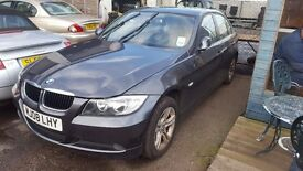 BMW 318i E90/E91 2008 2.0 PETROL (N43B20AY) 81k MILES BREAKING FOR PARTS SPARES OR REPAIR NON RUNNER