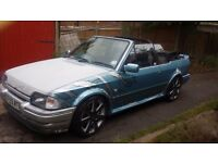 Ford Excort Cabriolet XR3i