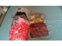 Clothes bundle size 20