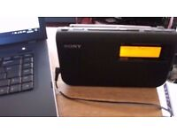 sony portable dab radio