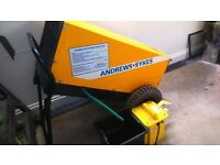 VERY HEAVY DUTY INDUSTRIAL BUILDING DEHUMIDIFIER (ANDREWS SYKES HD500 40 LTRS/24 HRS MAX GRAV DRAIN