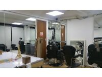 Barber Chair and Station in Busy High Street For Rent