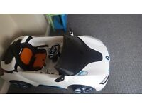 Bmw electric car with parent remote