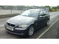 BMW, 3 SERIES, Estate, 2008, Manual, 1995 (cc), 5 doors