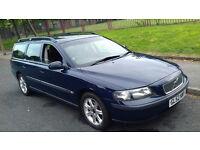 volvo v70 estate 2003 auto petrol/lpg 12 months mot