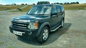 Land Rover Discovery 3 HSE 2005