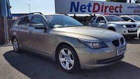 BMW 5 Series 2.0 520d SE Business Edition Touring 5dr - Full BMW Service History. 2 Owners