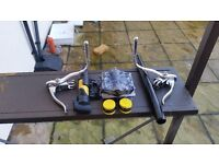 Racer bike spare parts - brand new all for only 10.00