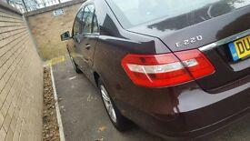 Mercedes E 220 CDI 2009 (59) * Bargain*
