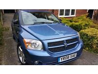 DODGE CALIBER SXT SPORT 2008 , 2.0L, PETROL AND LPG/AUTOGAS