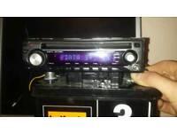 Car cd player kdc-w3037