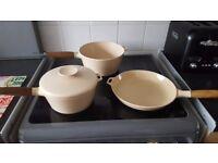 Copco iron pan set