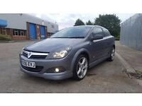 VAUXHALL ASTRA 1.8 SXI X PACK with Sport Mode