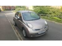 2009 09 reg Nissan Micra 1.2 petrol 12 months mot