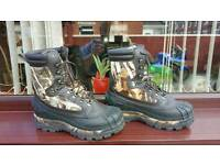 Fishing waders and boots £30 each or both £50 boots sold