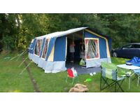 Conway Classic Trailer Tent