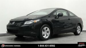 2013 Honda Civic LX mags bluetooth