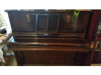 Piano - High Quality, Very Good Condition - COLLECTION ONLY - Wm Hammod & Co