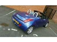SWAP OR CASH Ford KA ROADSTER 1.6 PETROL LOW MILLAGE 65K