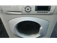 Hotpoint washing machine 9kg in good condition.