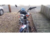 lifan 125cc motorbike
