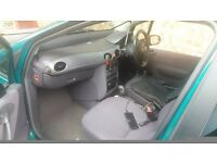Mercedes A170 automatic diesel