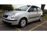 "2002""52"" Reg, VW POLO, 1.2 Petrol, Full Service History, One P / Owner / 2 x Keys"