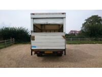 Ford Transit 2.4 TDCi Luton, LWB Box Van, Tail Lift - NO VAT -