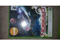Xbox 360 game Need for Speed Carbon