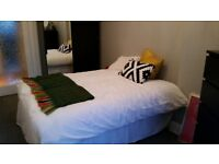 Gorgeous 1 bedroom flat furnished for rent on Clarkston Road for immediate move in