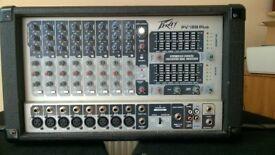 PA peavey PV i 8B Plus Amp & Yamaha SV 15 Speakers