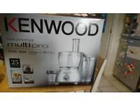 Kenwood fp586 food processor
