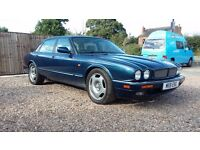 Jaguar xjr6 supercharged 4l breaking all parts available