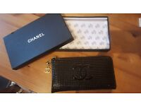 Chanel style small clutch