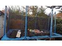 12 x 8 rectangle trampoline