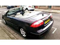 Saab 93 2004 convertible low mileage 78k only long MOT part exchange welcome
