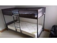 Tuffing Ikea bunk bed, mint condition