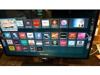 """Samsung 32"""" LCD SMART Tv Freeview HD"""